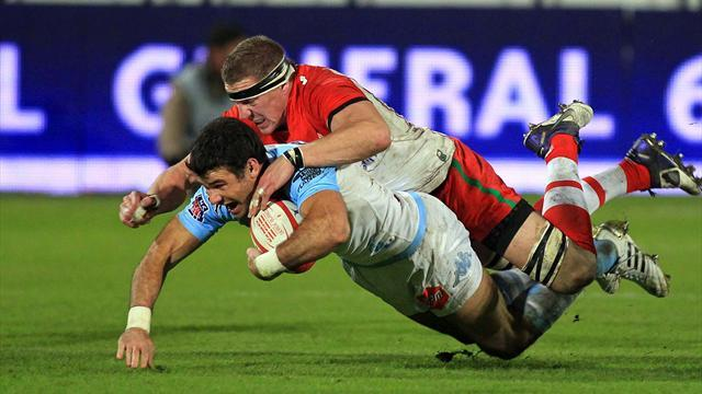 Top 14 - Bayonne and Biarritz in derby dirge