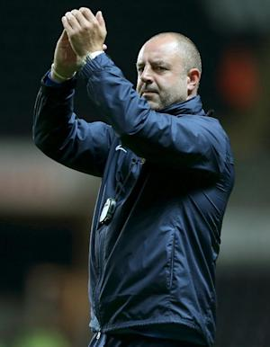 Keith Hill is desperate to see Barnsley get back to winning ways