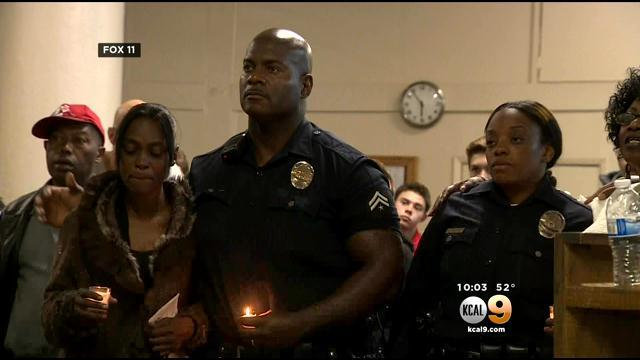 Man shot by police on Skid Row is identified