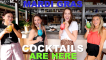 Mardi Gras cocktails have landed
