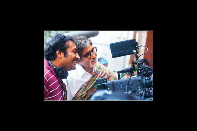 Anurag to direct Bachchan, again!
