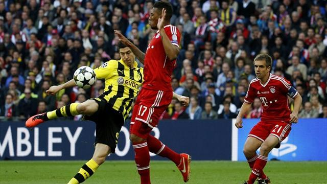 Bundesliga - Lewandowski: Agreement in place for 'some time'