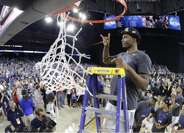 Duke freshmen 'easy to mesh' into Final Four team