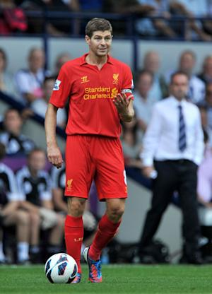 Steven Gerrard is not panicking about Liverpool's start to the season