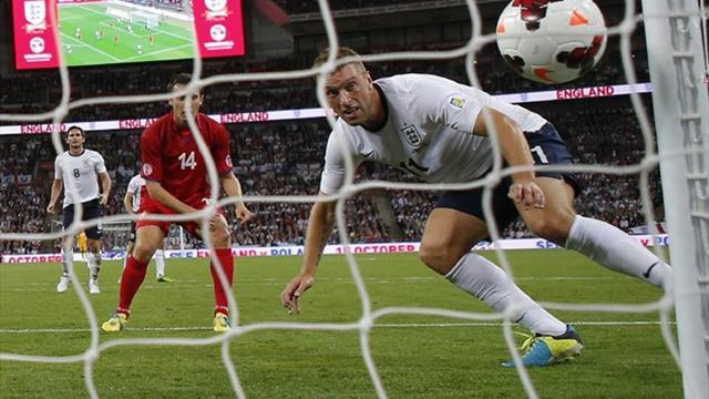 World Cup - England player ratings: Lambert fairytale continues