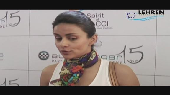 Gul Panag Flags Off The Spirit Of CCI