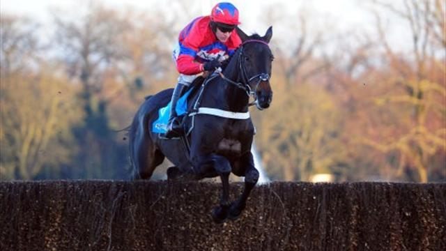 Horse Racing - Sprinter Sacre lands Queen Mother Champion Chase