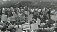 Saskatchewan's Medical Care Insurance Act became law on July 1, 1962, prompting a 23-day strike by doctors who argued in favour of individual rights.