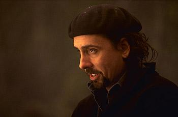 Tim Burton , director of Sleepy Hollow