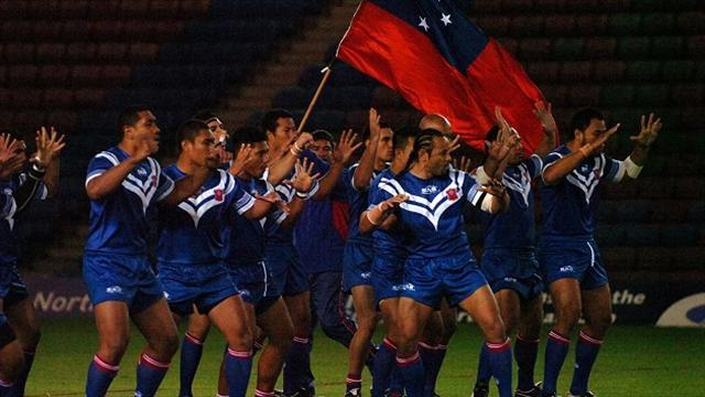 Rugby League - Samoa ready for Knights fixture