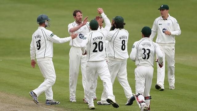 Cricket - More wickets for Richardson