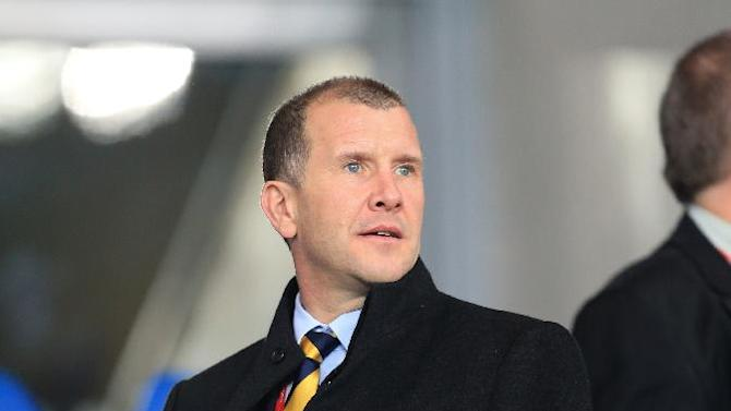 SFA chief executive Stewart Regan hopes to implement a new structure to the country's football leagues