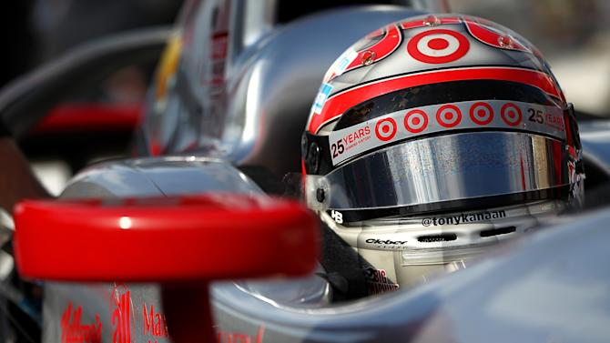 98th Indianapolis 500 Mile Race-Qualifying
