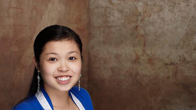 "KimDung ""Slim"" Huynh, a student from Harvey, LA, is one of the top 14 finalists on ""MasterChef."""