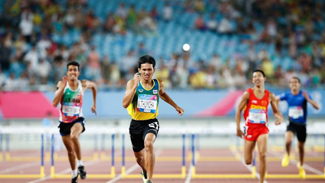 2nd Asian Youth Games - Day 6