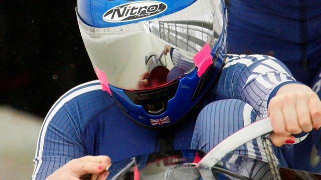 Bobsleigh - Walker hoping to shake off effects of crash