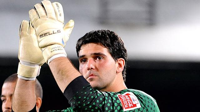 Premier League - Speroni happy with festive results