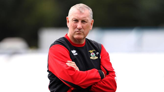 Terry Butcher is maintaining his focus on the Cup