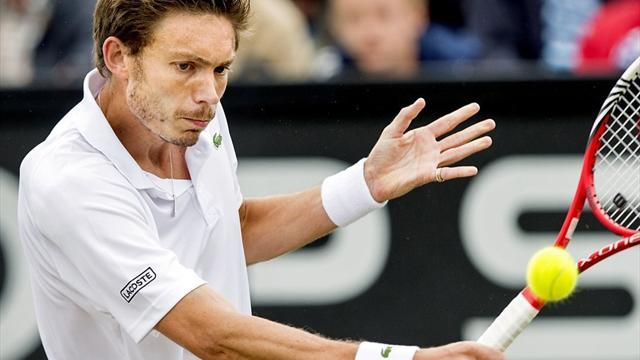 Tennis - Mahut wins Hall of Fame championship