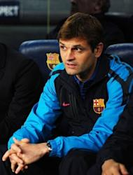 Tito Vilanova is the new coach of Barcelona football club after Pep Guardiola announced his was leaving the Spanish team