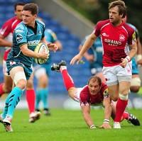 Freddie Burns should be part of England's autumn campaign, according to Nigel Davies