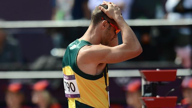 Sports scientist: Pistorius claims 'weak'
