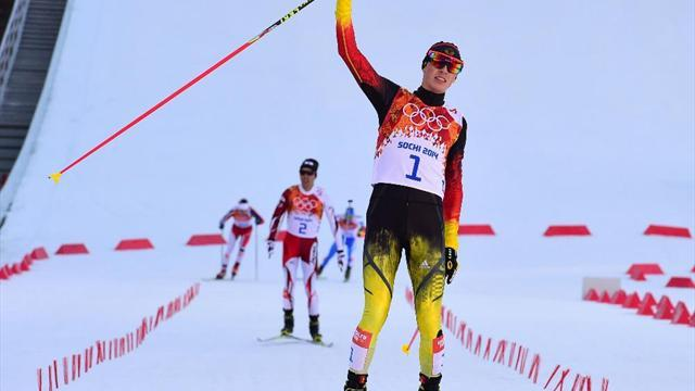 Nordic Combined - Watabe saves his best to last at Falun