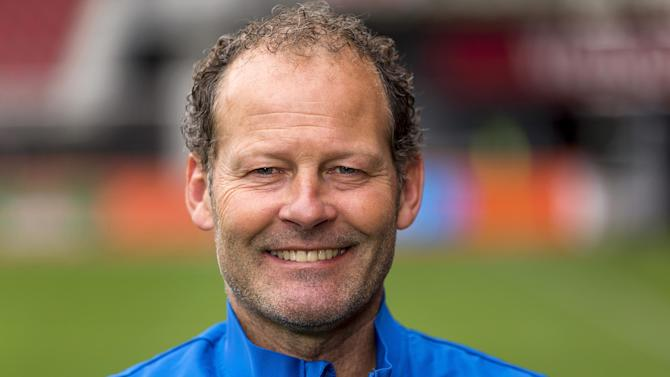 Football - Danny Blind appointed Netherlands coach