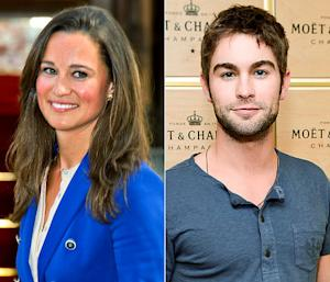 Pippa Middleton Meets Chace Crawford in New York City!
