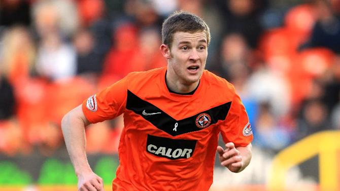 Keith Watson has landed a new contract at Dundee United