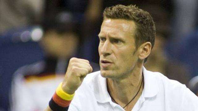Davis Cup - German boss Kuehnen to quit for lack of support