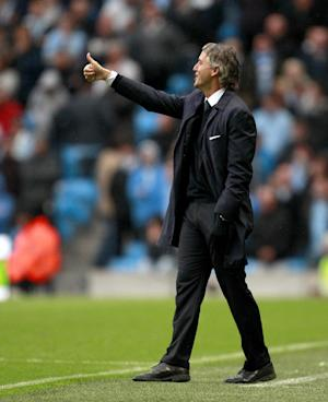 Roberto Mancini has admitted his team must defend better