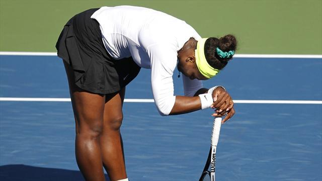 Tennis - Serena Williams has operation on toes