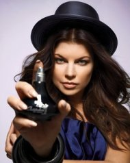 Fergie wants you to try a whiff of Outspoken!