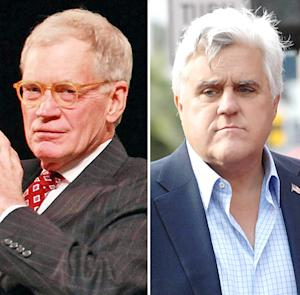 """David Letterman: Jay Leno Is """"the Most Insecure Person I Have Ever Known"""""""