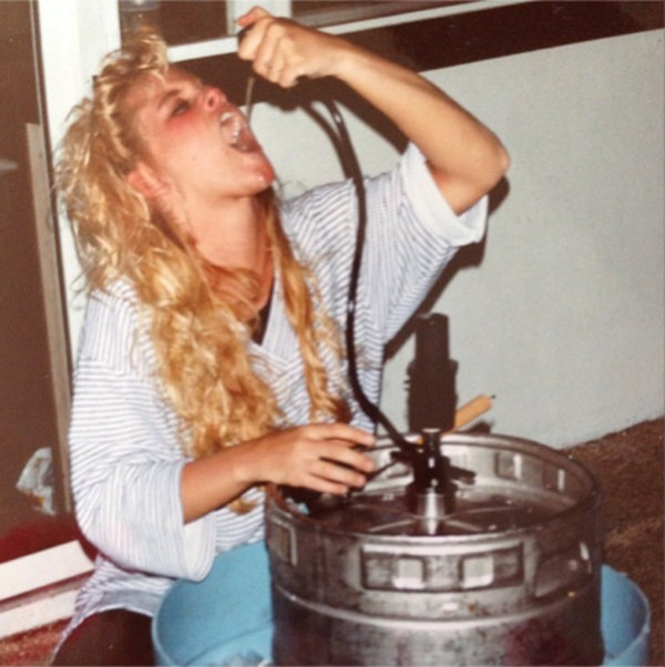 #TBT: Young Jenny McCarthy Didn't Need a Red Solo Cup to ...