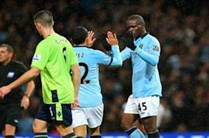 Tevez: I try to help Balotelli