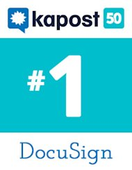 Why DocuSign Is the Best Content Marketing Brand of 2013 image docusign kapost 50