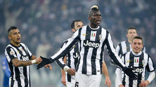 Serie A - Conte: Pogba can play in Pirlo role