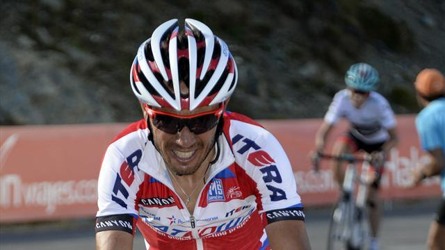 Vuelta a España - Rodríguez takes stage win as Horner nicks red jersey