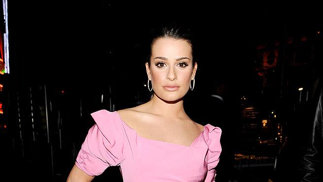Michele Lea Kids Choice Awards