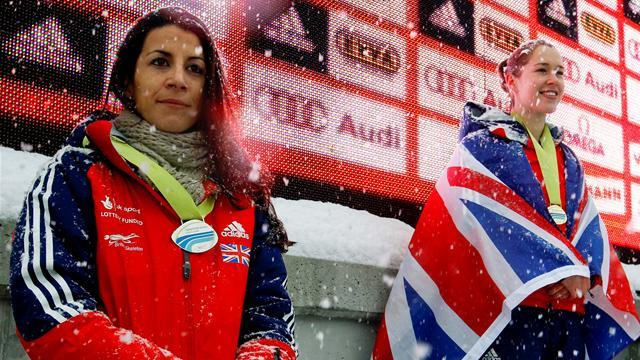 Skeleton - Rudman: British futures hinge on World Championships