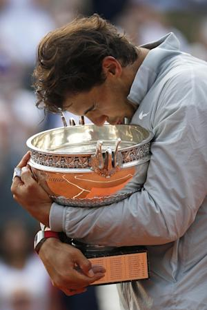 Nadal tops Djokovic: 9th French Open, 14th major
