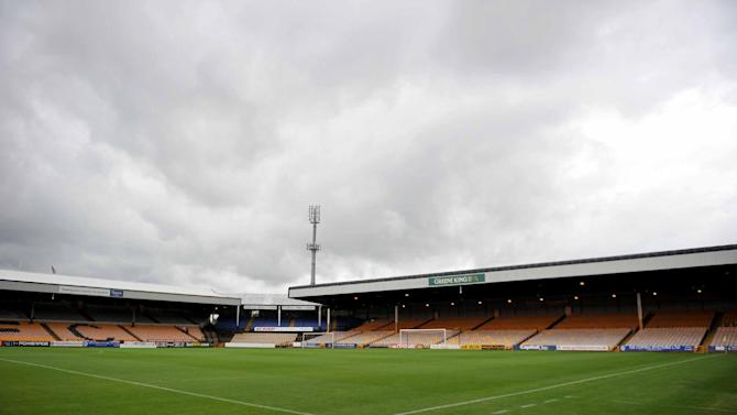 A seventh party is interested in trying to buy the Vale Park club