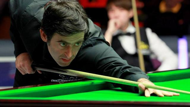 Snooker - O'Sullivan sets up Walden meeting in Wales