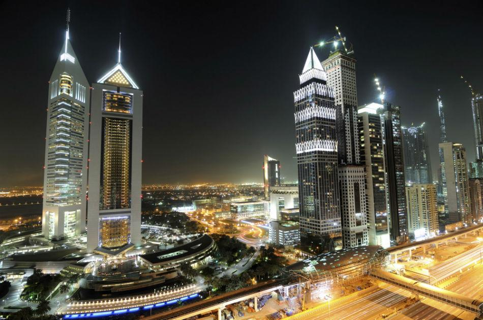 Dubai a fabulous place to shop and to try different cuisines.