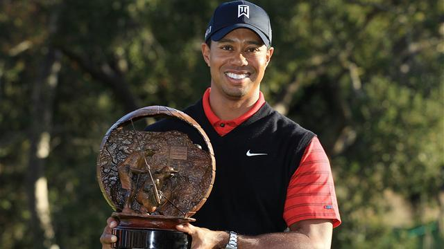 Golf - Woods back at venue that sparked his 2012 season