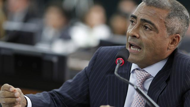 World Cup - Romario: FIFA 'are taking the p*** in Brazil'