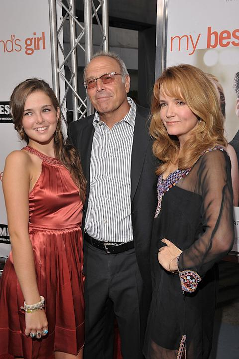 My Best Friends Girl LA Premiere 2008 Lea Thompson Howard Deutch