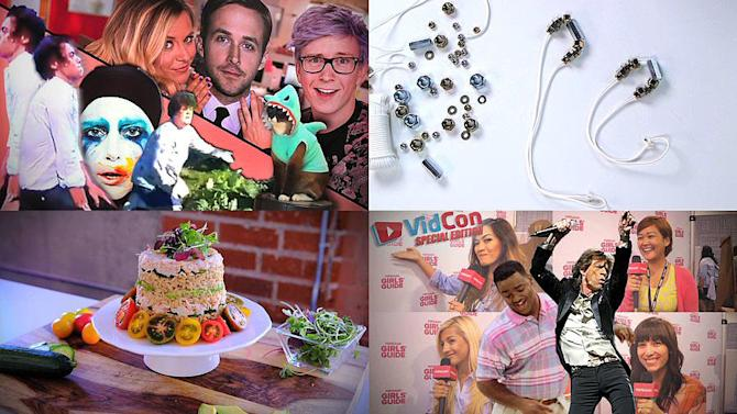 This Week on PSGG: Sushi Roll Cake, DIY Hardware Necklace, and More One Direction!